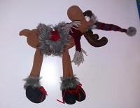 Отдается в дар Мягкая игрушка Лось.