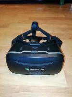 Отдается в дар Шлем vr виртуальной реальности 3D для телефона. Линзы