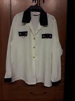 Отдается в дар Тонкий ретро-пиджак или блуза