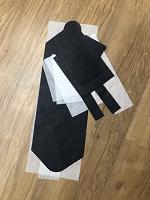 Отдается в дар Раскроенная кожа (заготовка) для пошива сумки