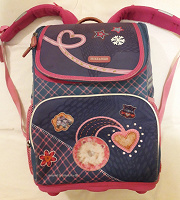 Отдается в дар Школьный портфель — ранец