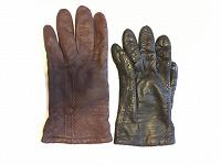 Отдается в дар Не парные перчатки