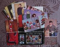 Набор открыток Вязание