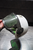Отдается в дар Полицейский шлем