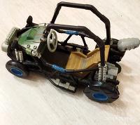 Отдается в дар автомобиль багги игрушка