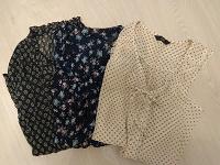 Отдается в дар Воздушные блузки в трех размерах