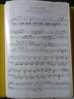 Отдается в дар Копии нот около 20 произведений