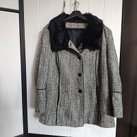 Отдается в дар пальто женское 60 р
