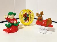 Отдается в дар Киндеры, Новый год и Рождество