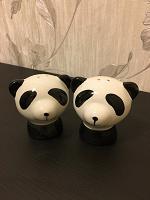 Отдается в дар Солонка и перечница-панды