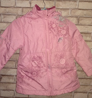 Отдается в дар Куртка на сейчас 98 размер девочке