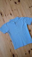 Отдается в дар Тениска голубая на 8-9 лет