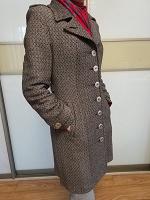 Отдается в дар Пальто зимнее 42 — 44 размер.
