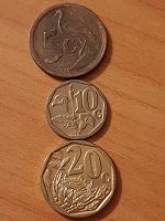 Отдается в дар Монеты Африки