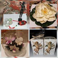 Отдается в дар Интерьер, фигурки, свечи