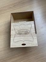 Отдается в дар Коробка деревянная