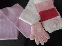 Отдается в дар Шарфы и перчатки