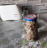 Отдается в дар банка грибов
