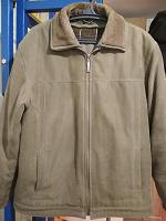 Отдается в дар Куртка осенняя (или на теплую зиму)