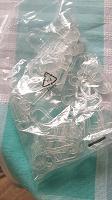 Отдается в дар Еще пакетик новых пластиковых крючков для штор.