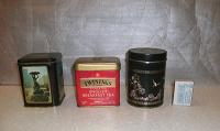 Отдается в дар банки для чая