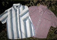 Отдается в дар Две рубашки мальчику 5-7 лет
