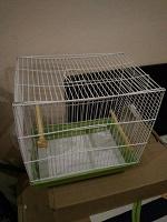 Отдается в дар Клетка для мелких птичек