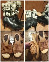 Отдается в дар Обувь женская 37-38