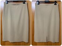 Отдается в дар Теплая юбка. Размер 48-50