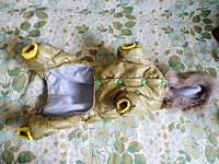 Отдается в дар Новый комбинезон для небольшой собачки