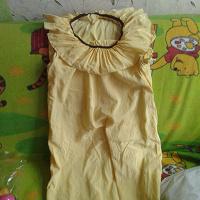 Отдается в дар Винтажное шифоновое платье 44р