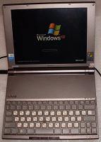 Ноутбук «Sony Vaio VGN-X505ZP»