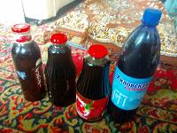 Отдается в дар 4.5 литра настойки на спирту
