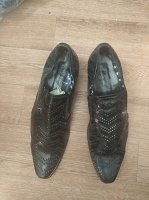 Отдается в дар Летние мужские ботинки