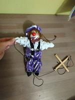 Отдается в дар Кукла марионетка на верёвочках
