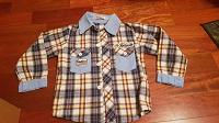 Отдается в дар Рубашка на мальчика 3,5 — 4,5 года