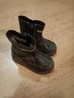 Отдается в дар Зимние ботинки детские