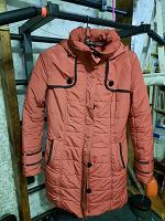 Отдается в дар Куртка зимняя 48 р-р