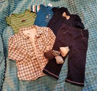 Отдается в дар Одежда 74-80