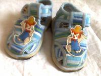 Отдается в дар Малышковые сандалики 11 размер