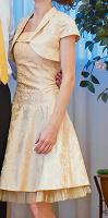 Отдается в дар Платье праздничное