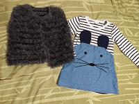 Отдается в дар Одежда для малышки 1-3 года