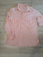 Отдается в дар Офисная блузка, рубашка