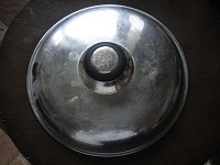 Отдается в дар Крышка 20,5 диаметр