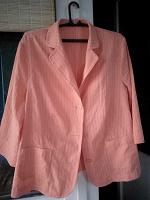 Отдается в дар Женская рубашка/пиджак р.54