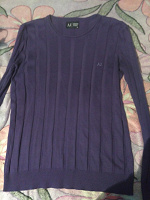 Отдается в дар Фирменный мужской свитер 50-52 размер