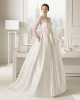 Отдается в дар Новое свадебное платье Rosa Clara