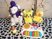 Отдается в дар Детские игрушки