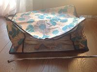 Отдается в дар Кофр для хранения одеял, подушек