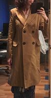 Отдается в дар Пальто, размер М (46)
